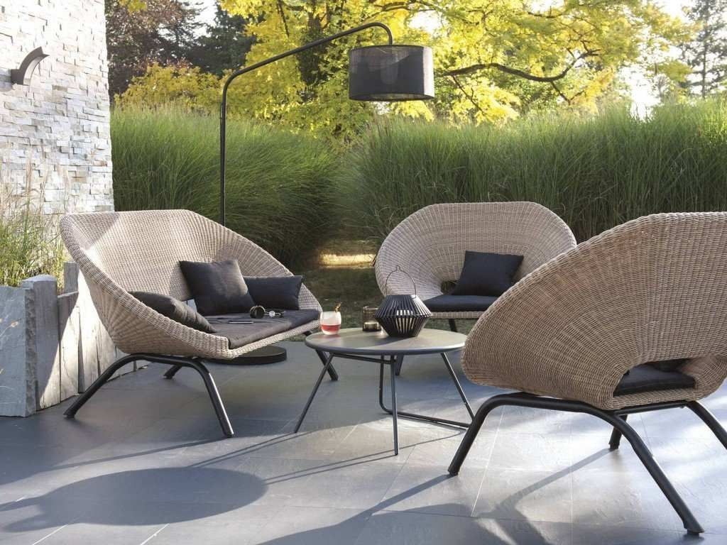 Idee Salon De Jardin Original  Outdoor furniture, Outdoor