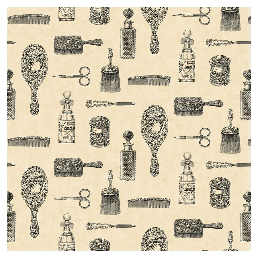 1950s wallpaper designs