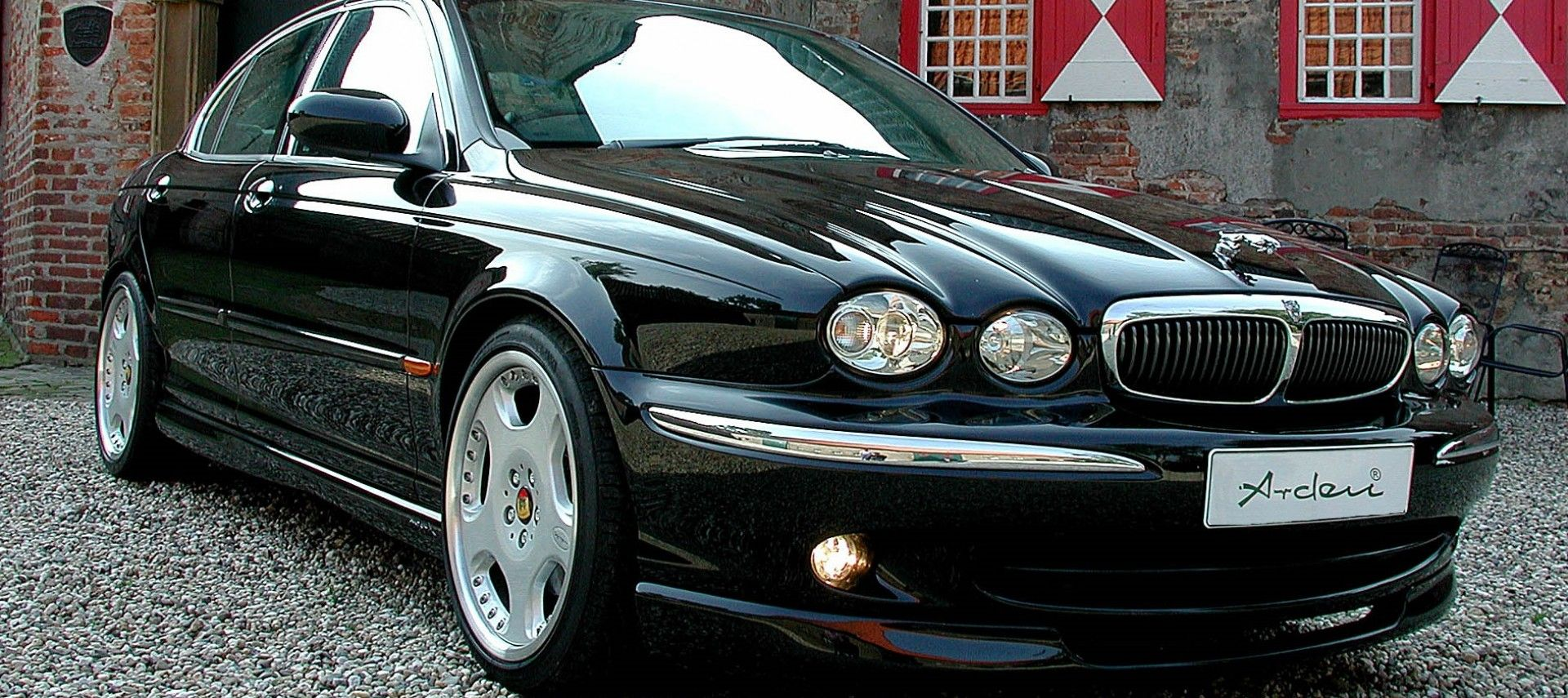 Jaguar F Xk