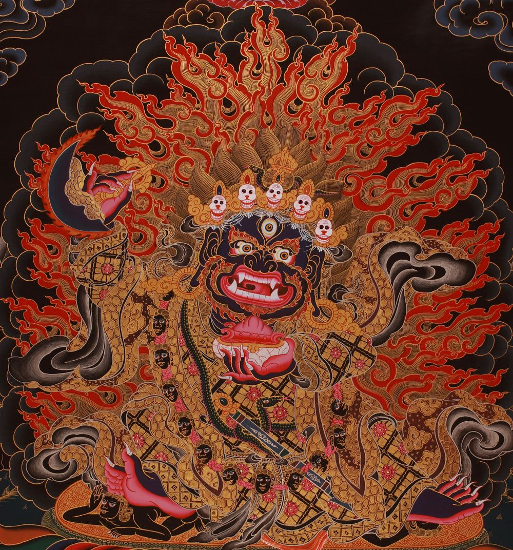 tibetan buddhism Tibetan buddhism is a form of mahayana buddhism that developed in tibet and spread to neighboring countries of the himalayas tibetan buddhism is known for its rich mythology and iconography and for the practice of identifying the reincarnations of deceased spiritual masters.