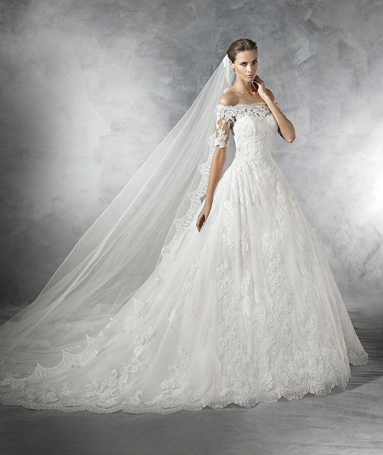The most beautiful princess wedding dresses for fairytale the most beautiful princess wedding dresses for fairytale celebrations junglespirit Images