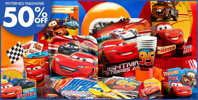 Cars Party Supplies Cars Birthday Party City Cars Theme Birthday Party Disney Cars Party Supplies Cars Birthday
