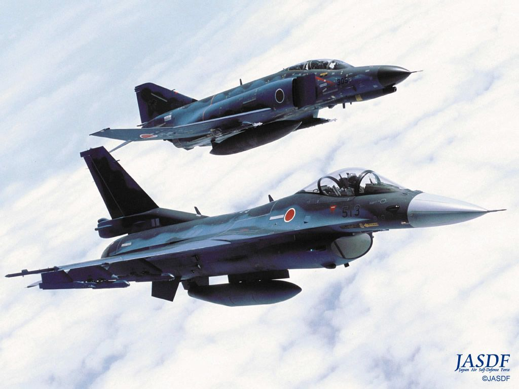 F-2 & F-4EJ