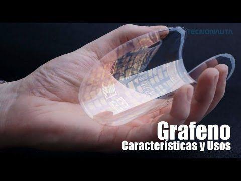 ¿Qué es el grafeno? ¿Qué características tiene? ¿En que campos se usaría? Vean las novedades que aportaría este material que cambiaría muchas de las cosas que conocemos