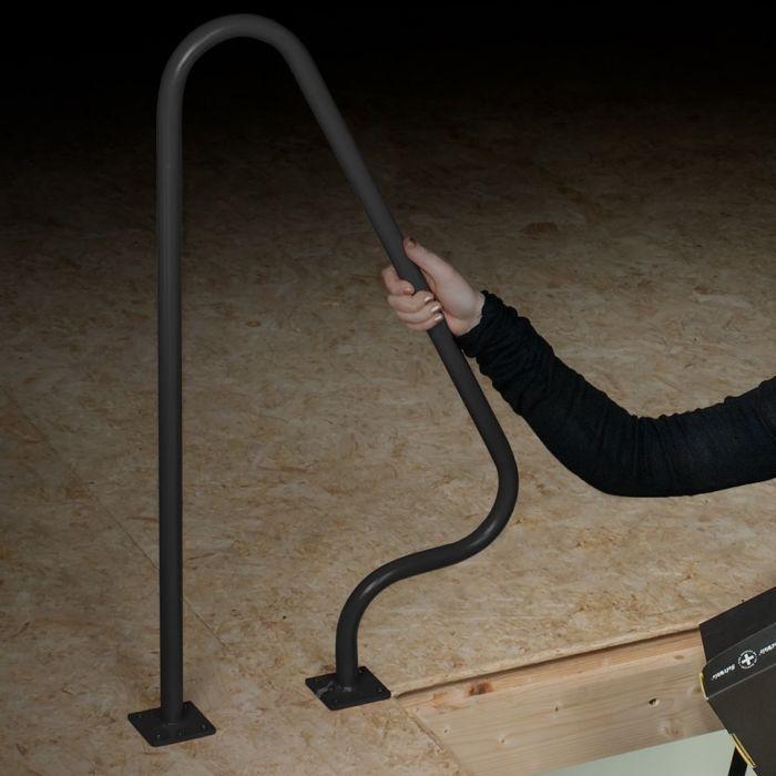 Best Stira Heavy Duty Timber Folding Loft Ladder In 2020 400 x 300