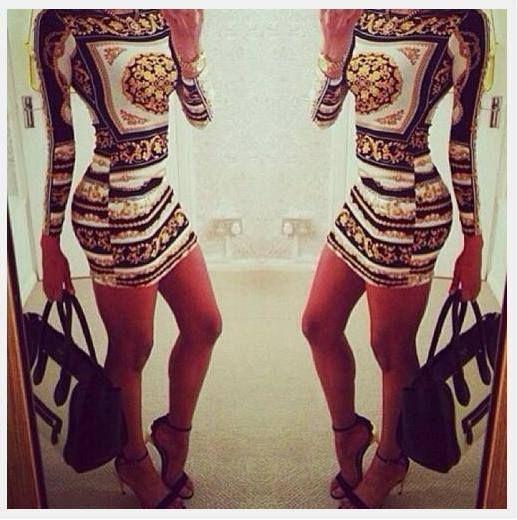 Beautiful designed dress!