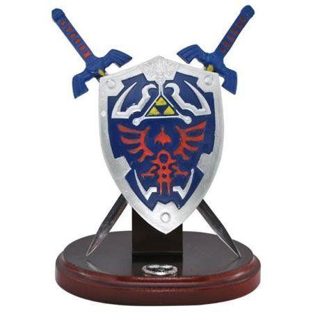 21++ Zelda swords information