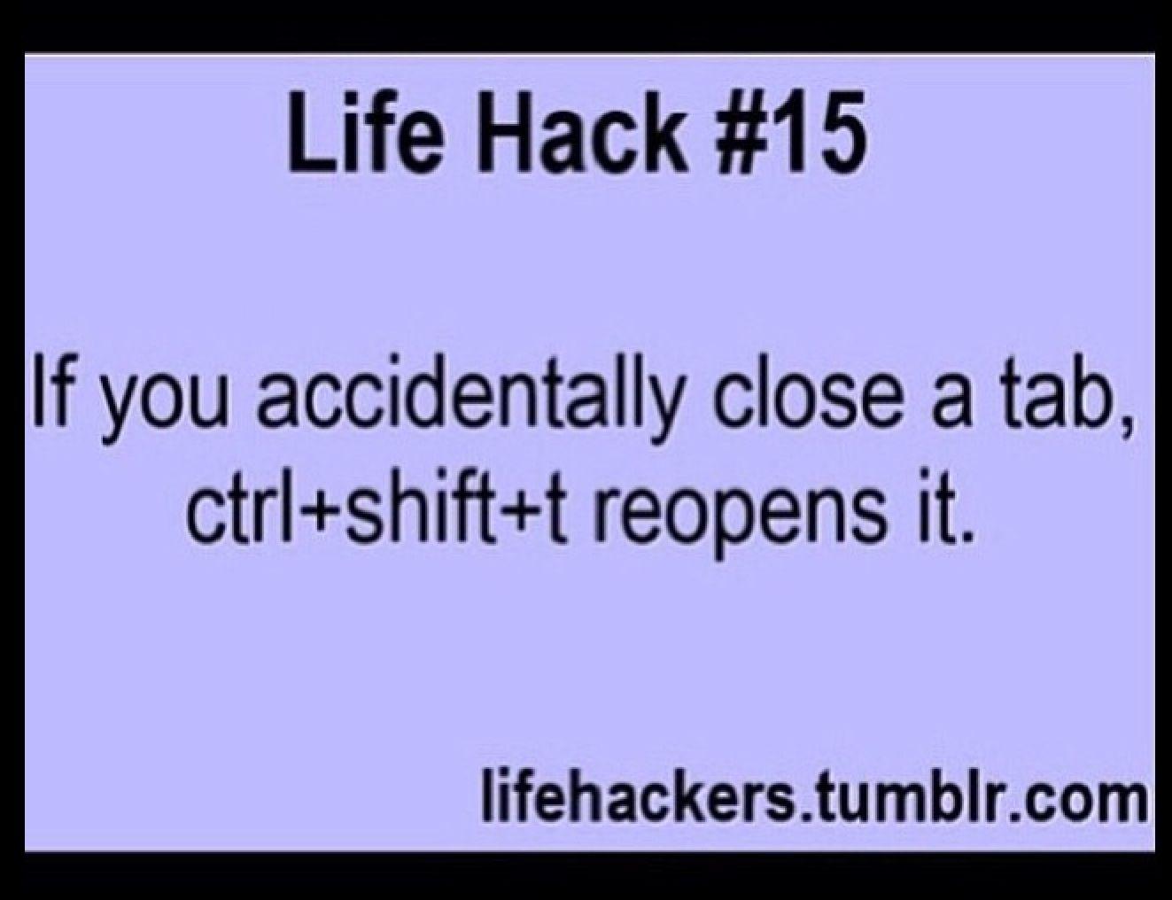 Life Hack Life Hacks Useful Life Hacks Hacks