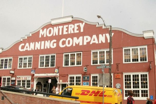 Road trip California - Monterey (Monterrey Canning Company)