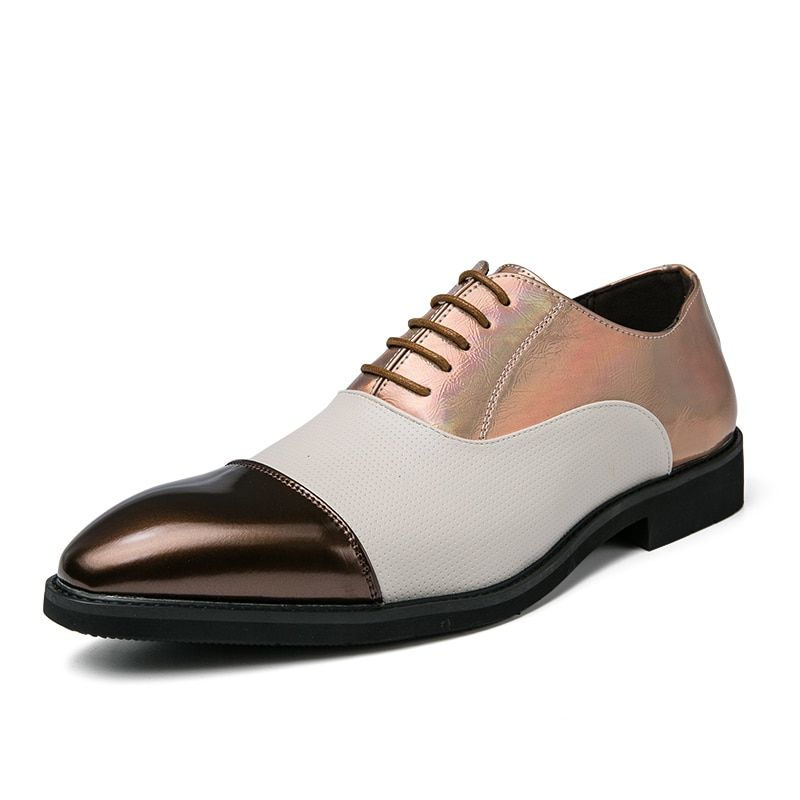 2020 Men Dress Shoes Wedding Fashion