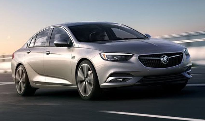 2019 Buick Regal Changes Price Engine And Release Date Rumor Car