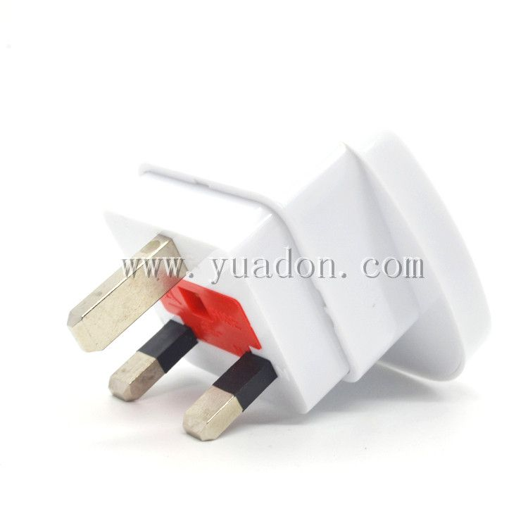 13a 250v Easy Converter Bahrain Gabon South Africa To Uk Plug Travel Adapter Travel Adapter Plugs Copper Logo