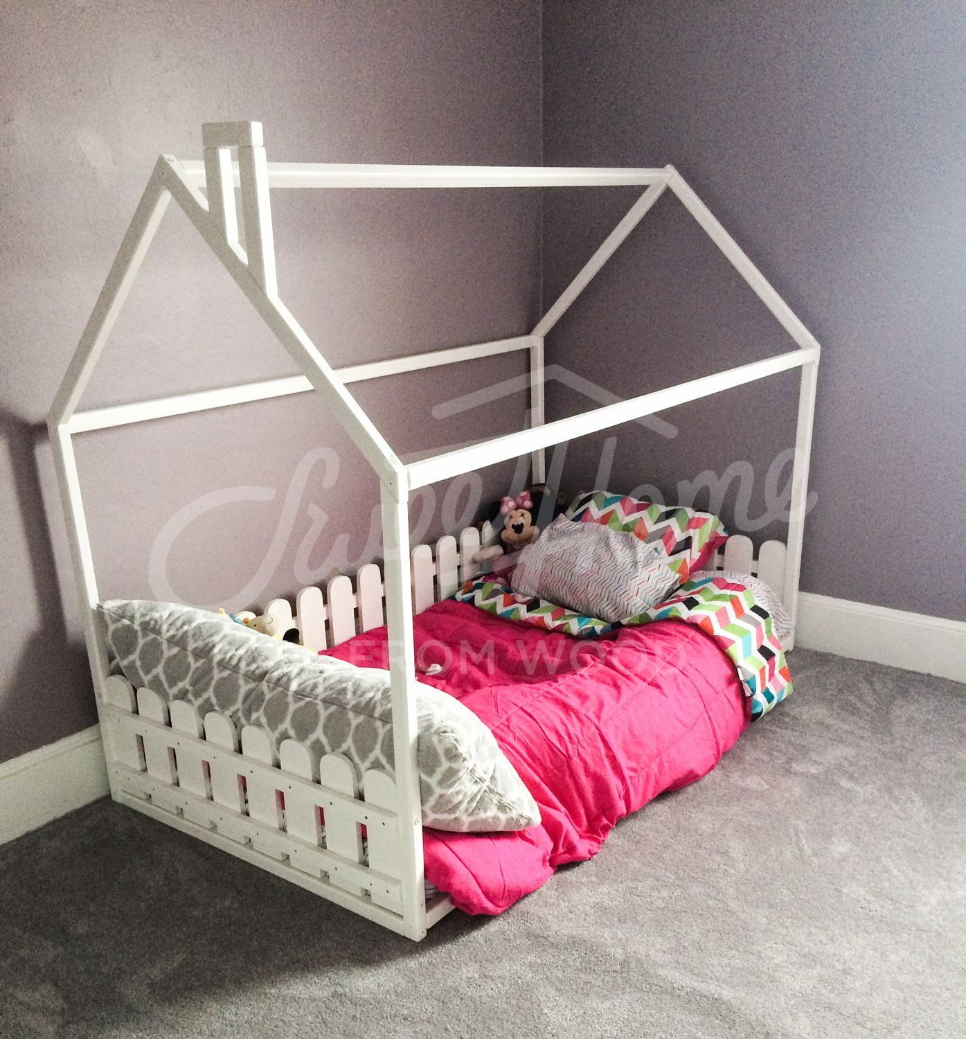 white and grey kids interior ideas toddler bed twin children bed house bed