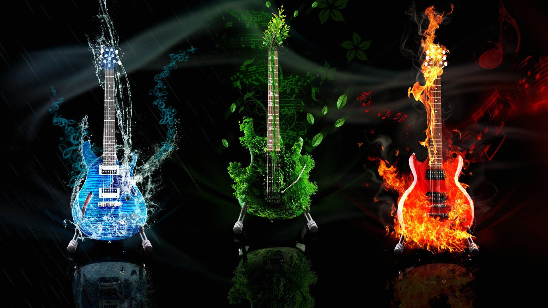 Bass Guitar Wallpapers And Backgrounds 1920 X 1080 1080 Theme