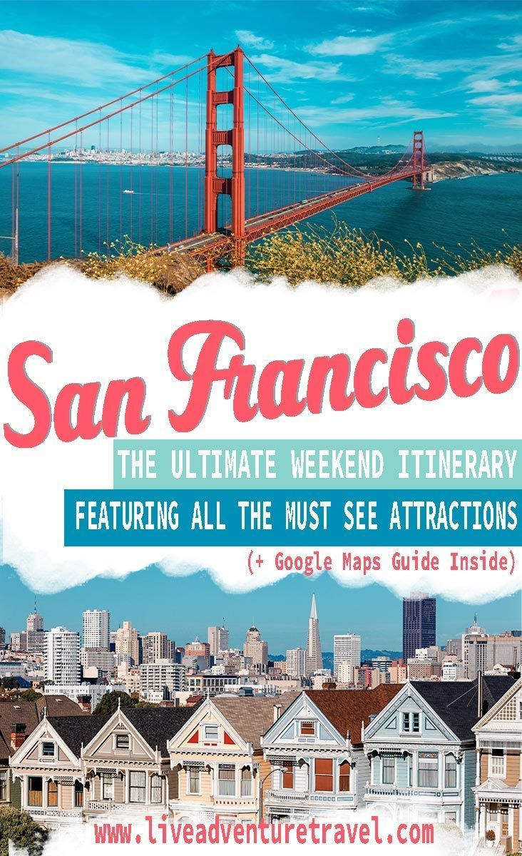 Top Places to Visit in San Francisco Bay Area - The