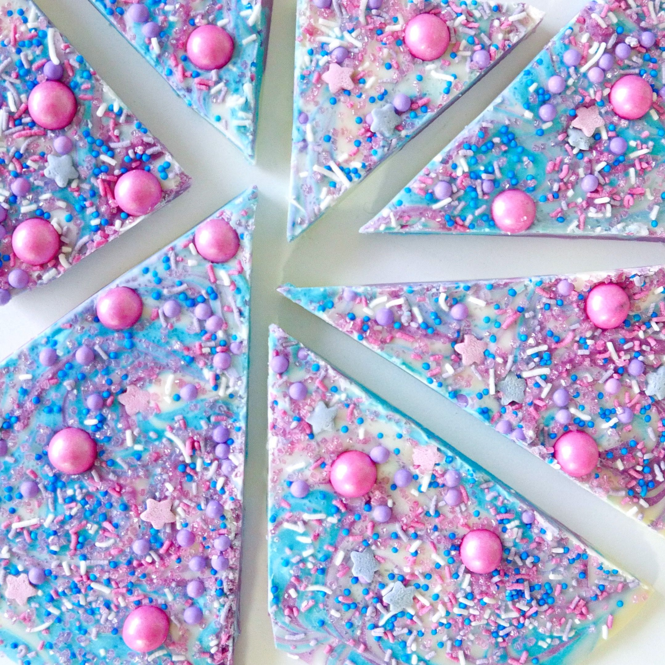 Colourful Candy Shards : Whipped Cake Co   baking and