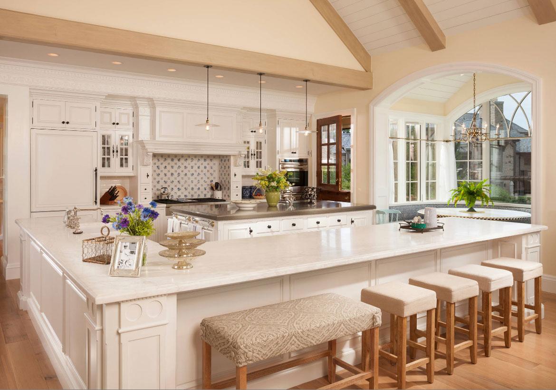 70 Spectacular Custom Kitchen Island Ideas Kitchen Island With Sink Modern Kitchen Island Design Modern Kitchen Island