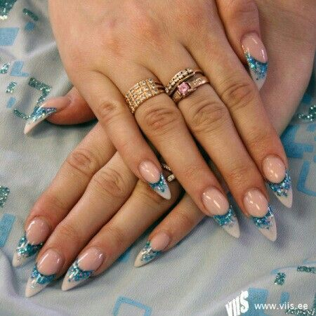 Love Stiletto Nails and this design.