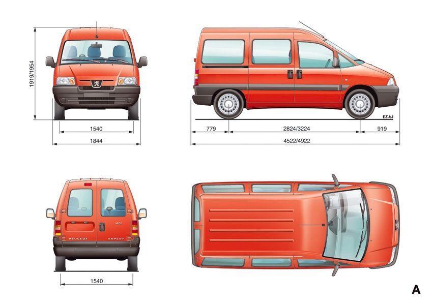 peugeot expert dimensions google search voiture pinterest voitures. Black Bedroom Furniture Sets. Home Design Ideas