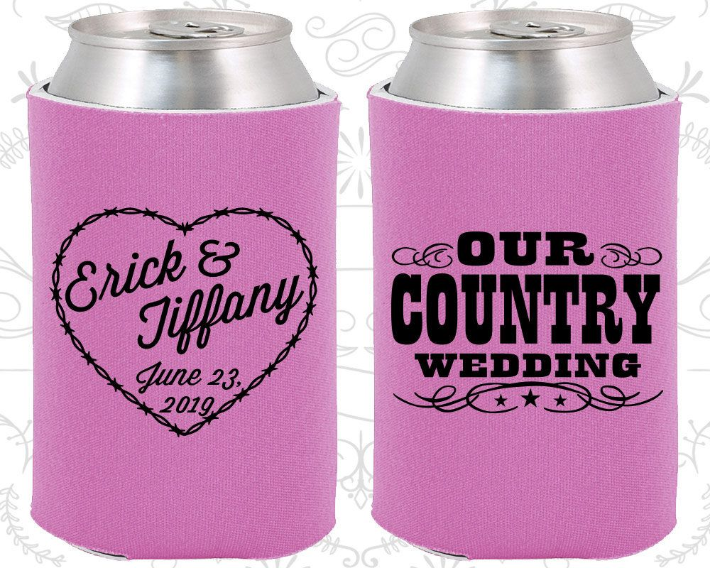 Our Country Wedding, Personalized Wedding, Country Rustic Wedding ...