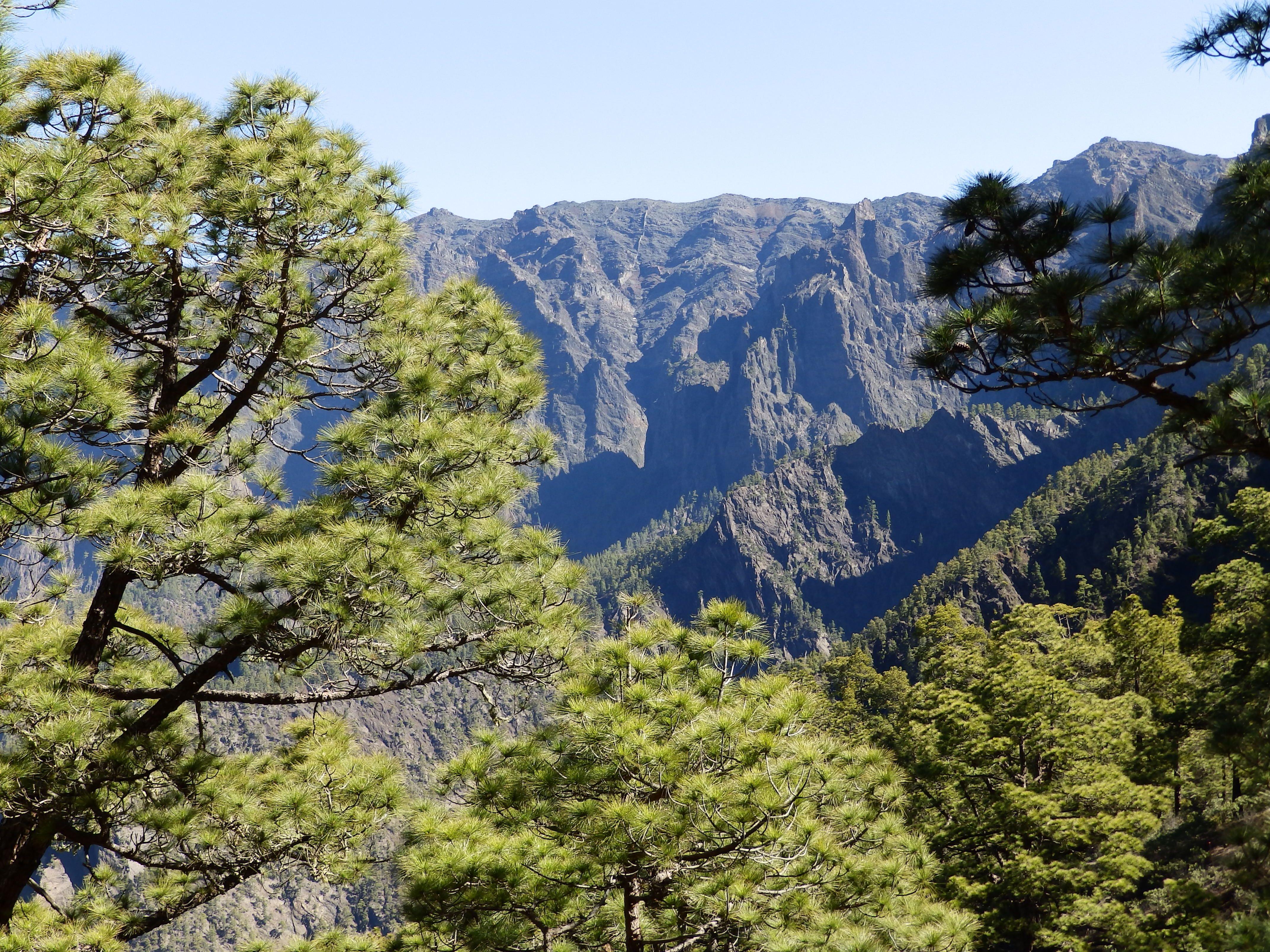 Caldera de Taburiente-La Palma
