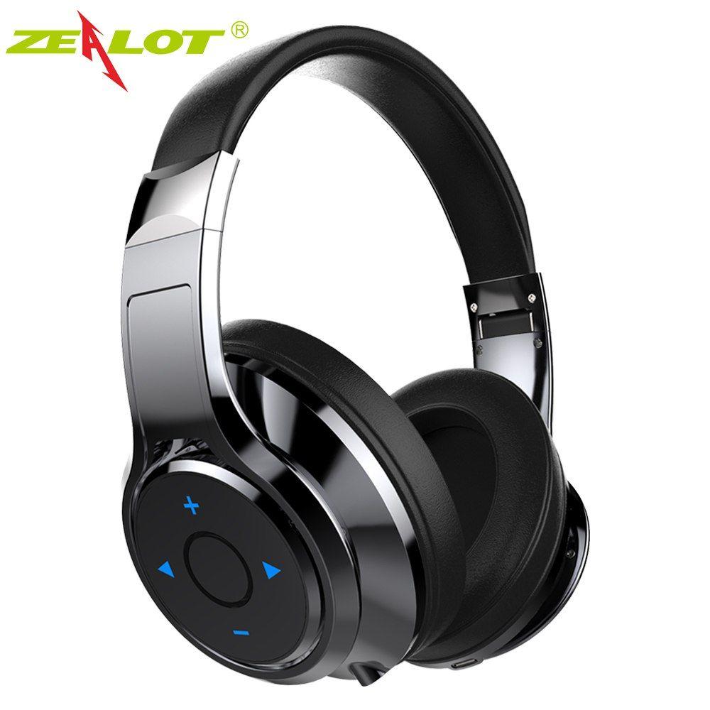 Zealot B22 Bluetooth Headphone Foldable Stereo Headset