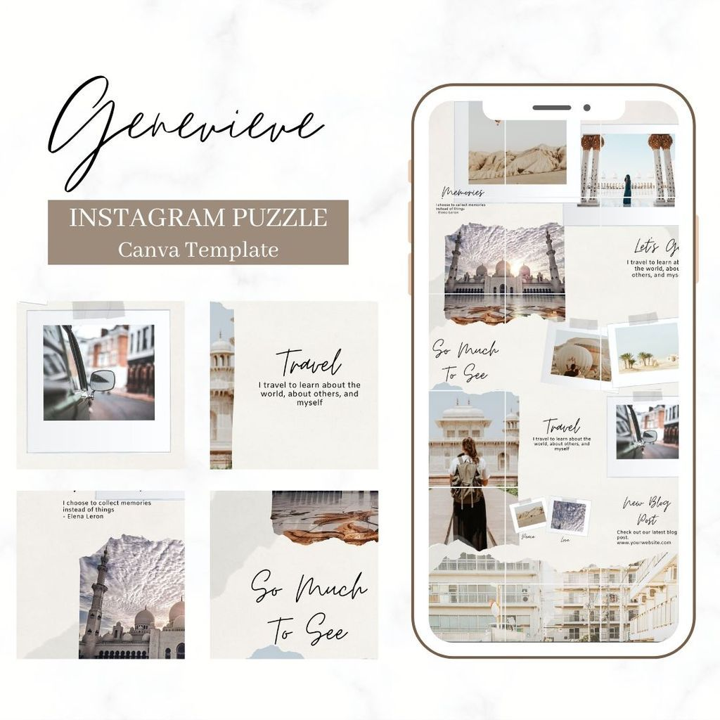 Pin on Instagram Templates