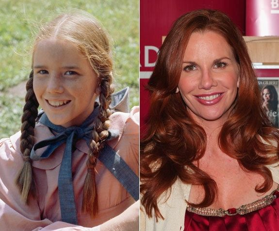 Little House On The Prairie Cast Then And Now Photos Little