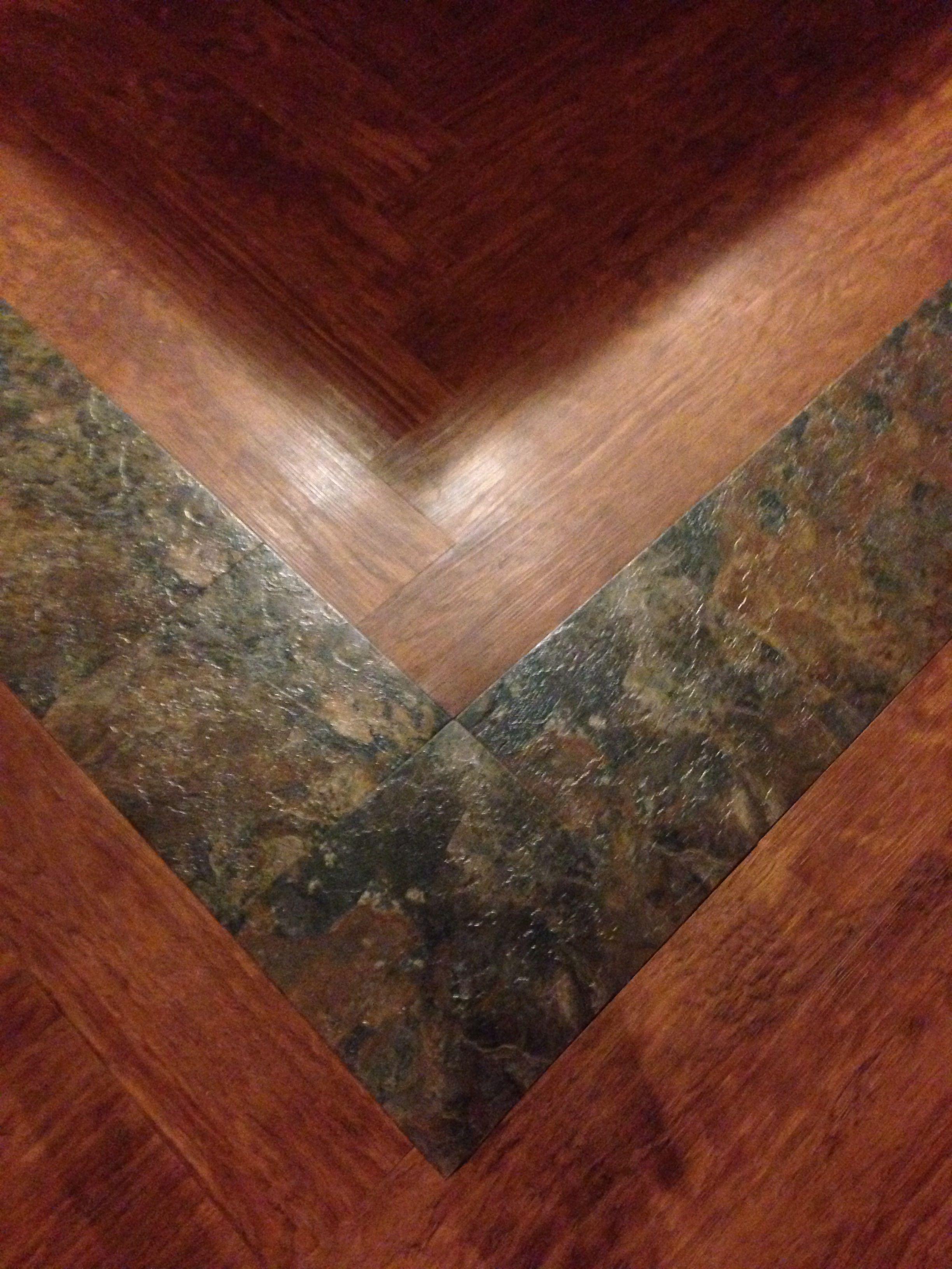 Vinyl plank flooring with inlay and pattern   Pinterest   Plank ...