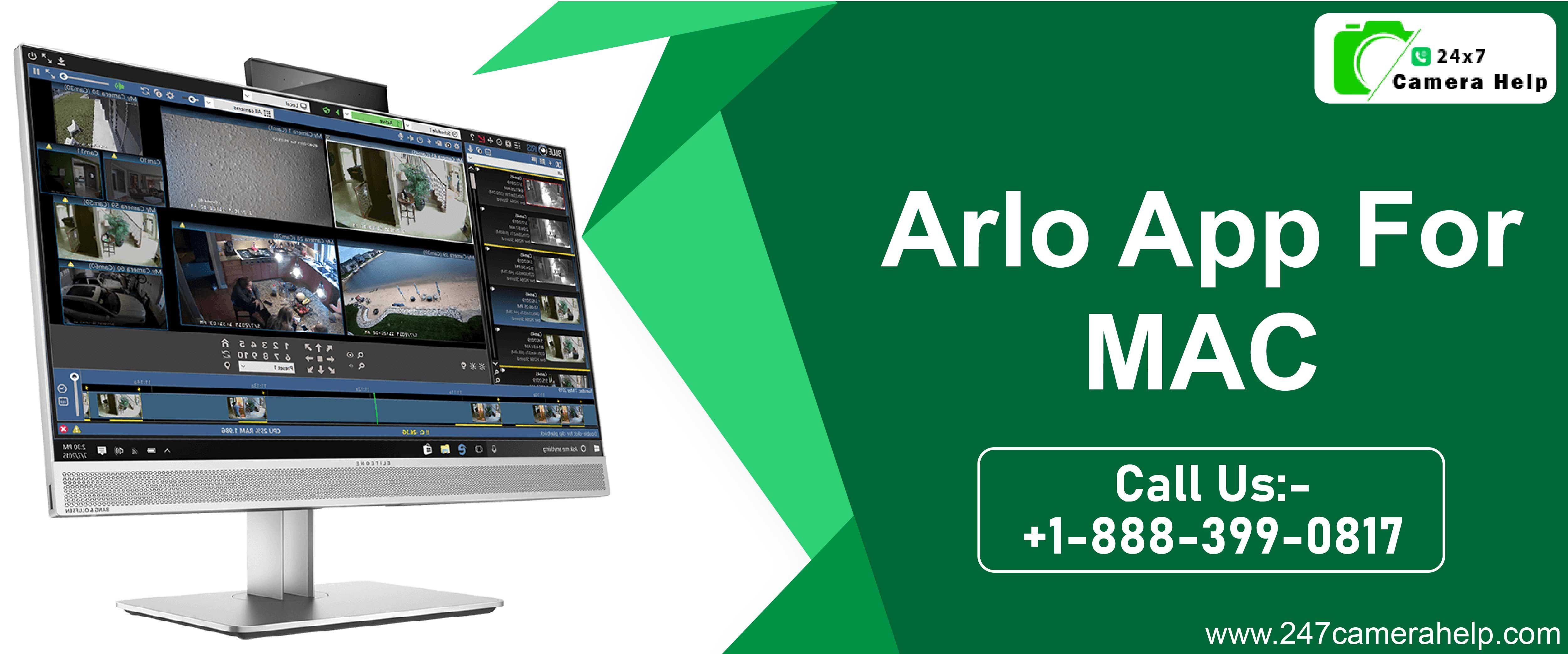 Arlo app for mac app arlo camera cloud activities