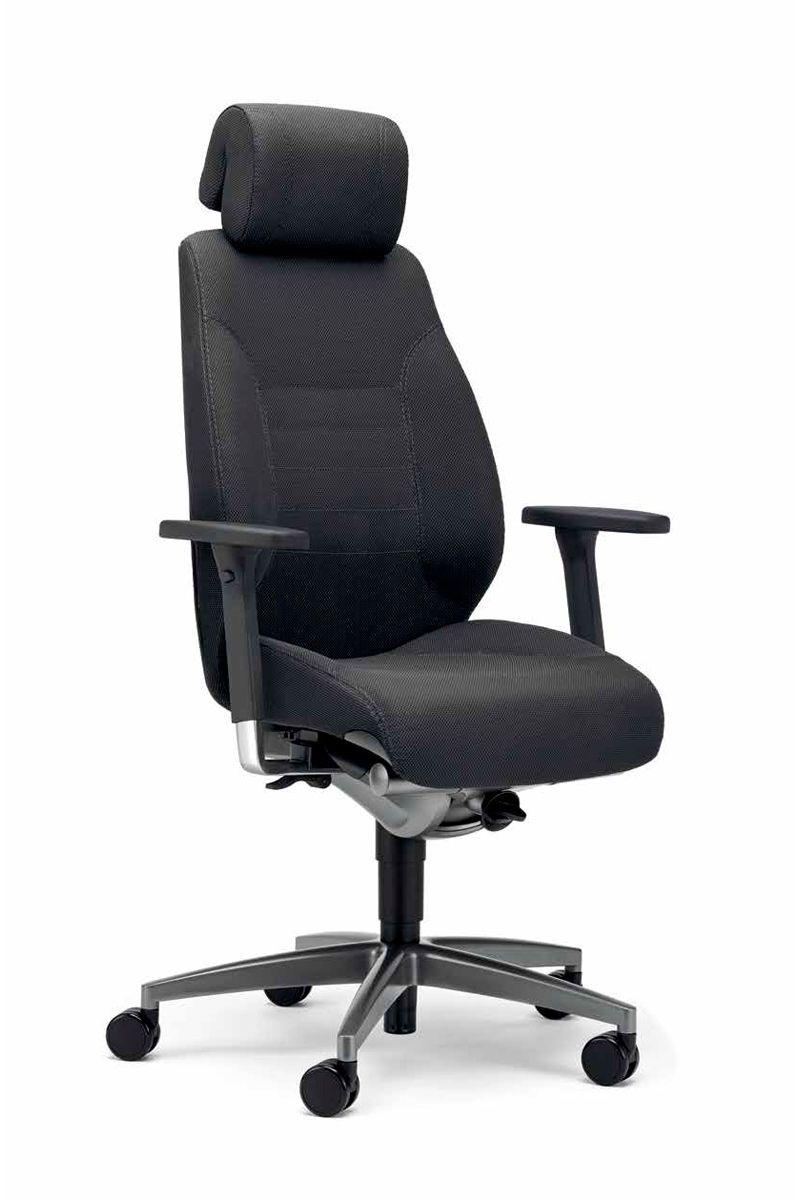 Neuer 24h Sessel Giroflex 60 Fur Den Dauereinsatz Sessel Armlehnen Sitzen