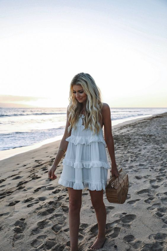 Photo of 15 comfortable and beautiful beach dresses to cover up – fashion tips