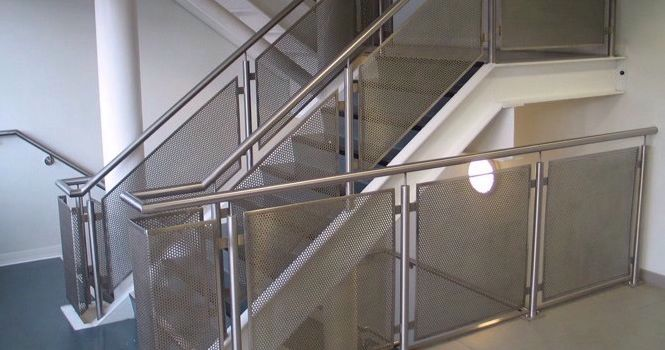 Aluminum Perforated Panel Perforated Aluminum Sheets Railing Aluminum Sheets Security Fence