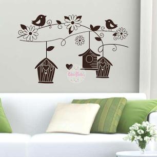 Vinilos decorativos para pared vidrios y muebles de tu for Vinilos muebles infantiles