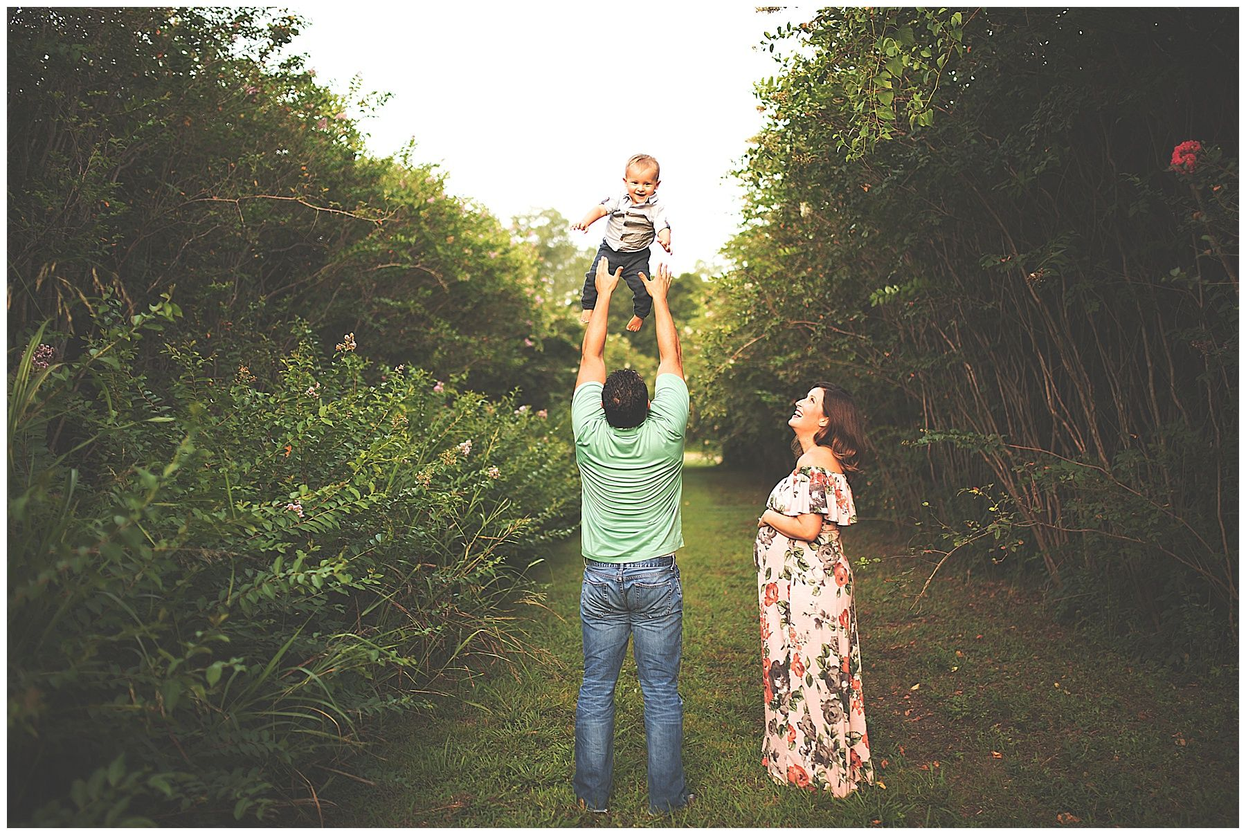 Family Session/ Natural Light Photography/ Conroe and Woodlands Area Photographer/ Andrea Surak Photography