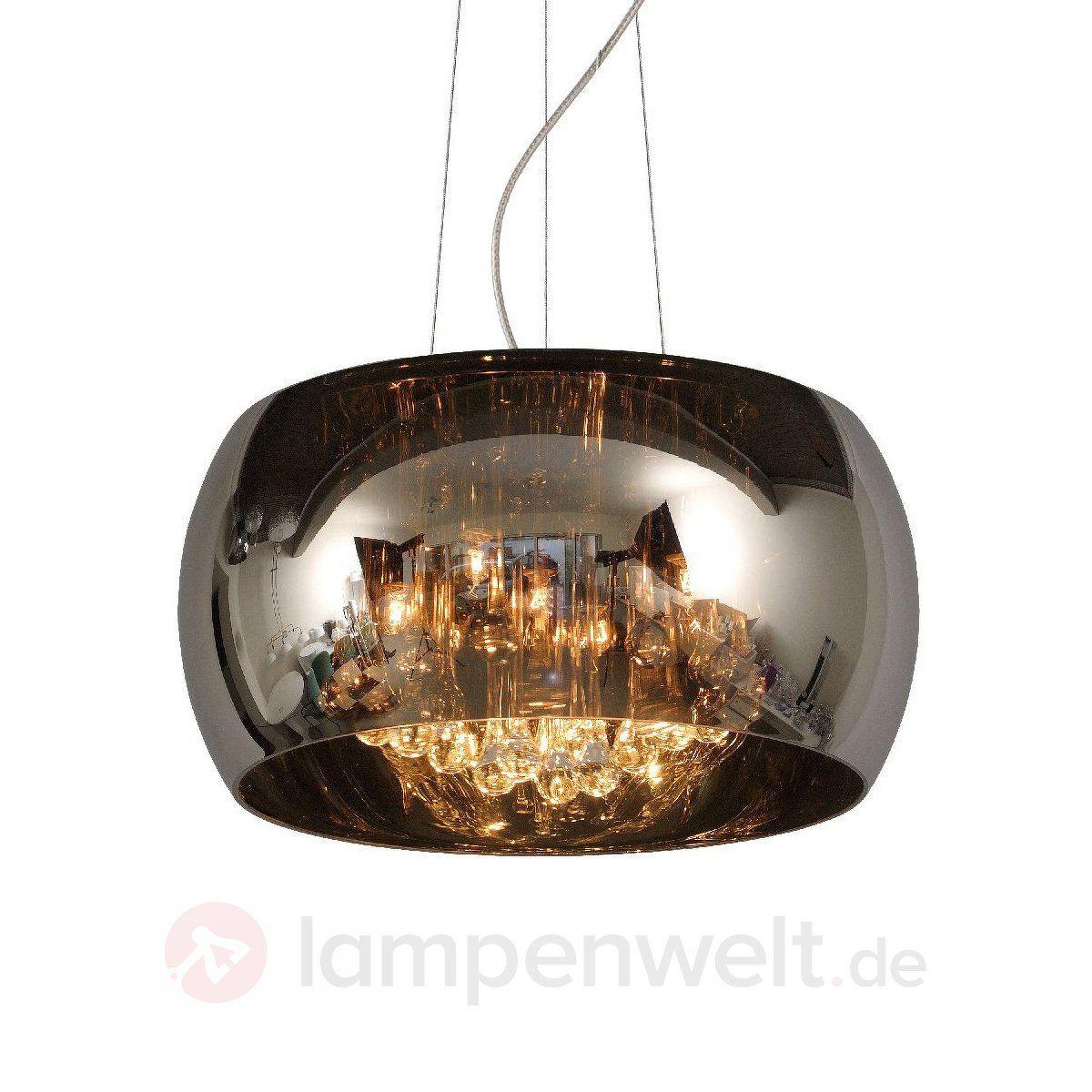 Anmutige Hängeleuchte Pearl Sicher U0026 Bequem Online Bestellen Bei  Lampenwelt.de.