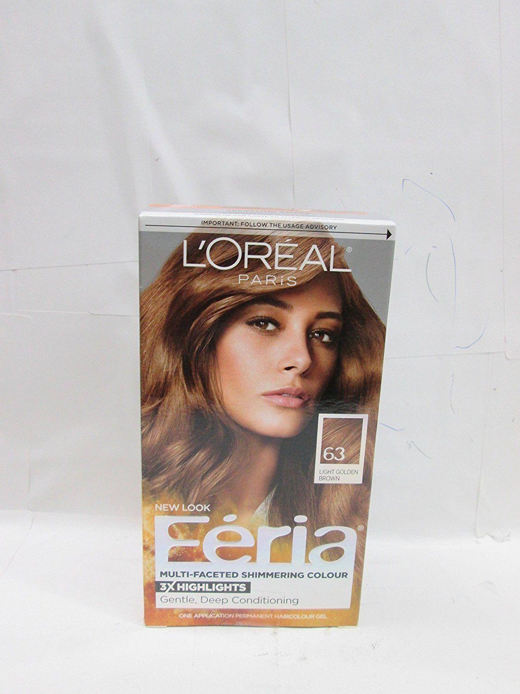 L Oreal Paris Excellence Fashion Hair Color 14g No 6 35intensecopper Brown