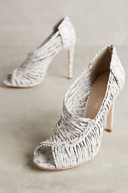 Guilhermina Tatienne Heels #anthropologie