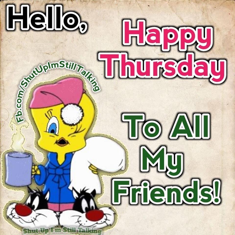 Pin On Memes Thursday Day Of Week Blessings