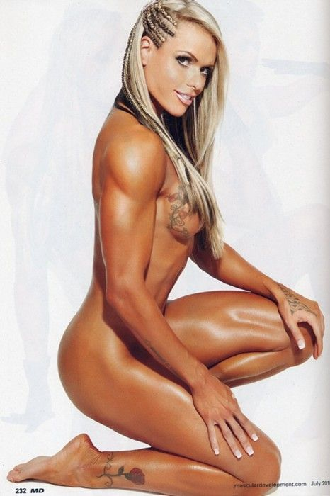 from Andres nude blonde fitness models