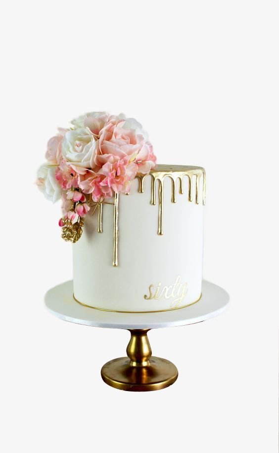 Rose Cake Png And Clipart Diy Birthday Cake Art Birthday Cake Make Birthday Cake