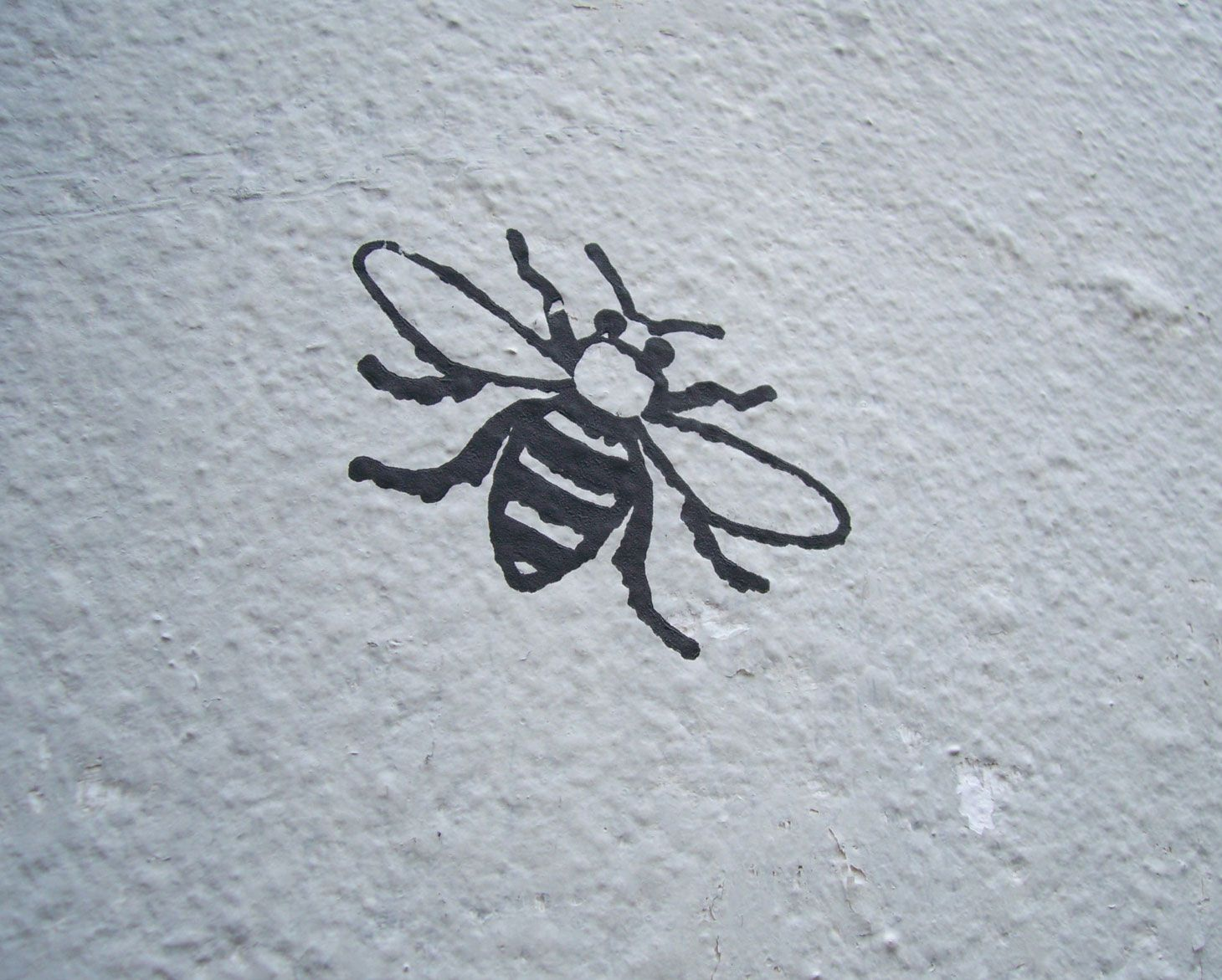 manchester bee graffiti tattoodles pinterest manchester graffiti and bees. Black Bedroom Furniture Sets. Home Design Ideas