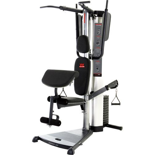 Easy Home Exercise Equipment: 8 Remarkable Weider Pro 9735 Home Gym Ideas Image