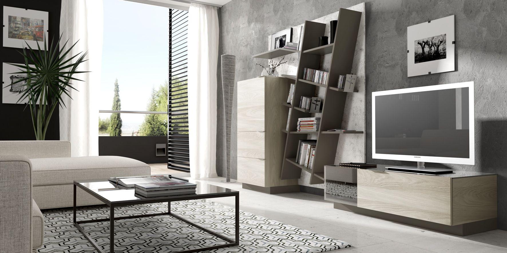 Composici n mueble sal n de muebles piferrer a la venta en for Piferrer muebles catalogo
