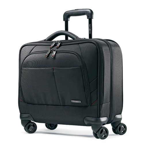 The Samsonite Xenon 2 Spinner Mobile Office Pft Features Four