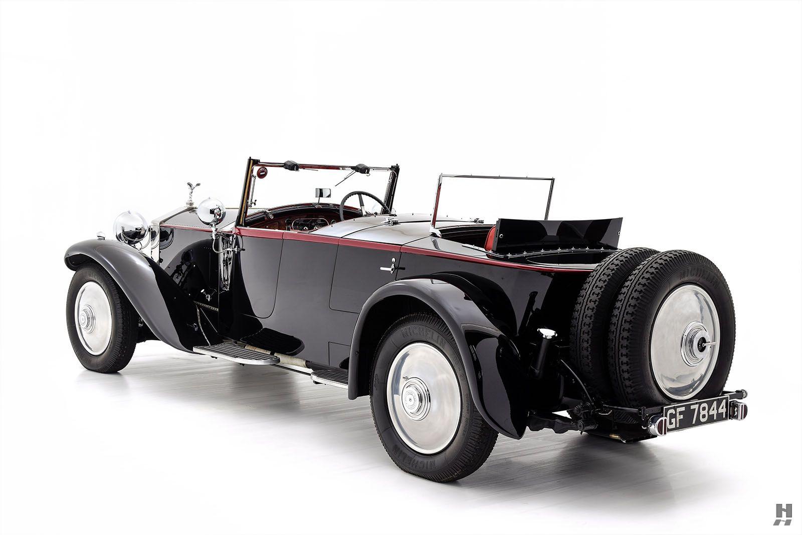 1930 RollsRoyce Phantom II Two Seater Open Sport For Sale