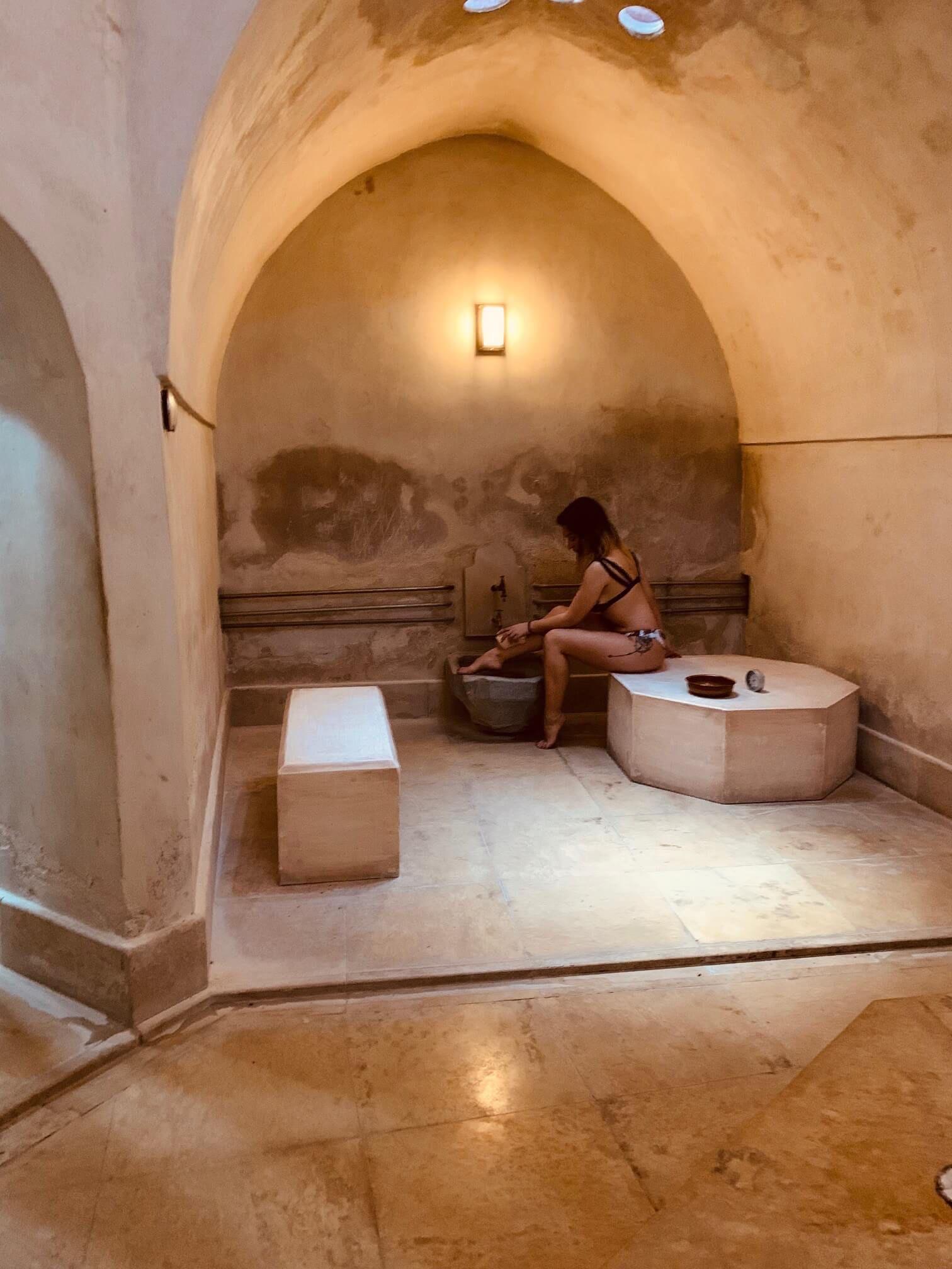 Hamam Omerye Nicosia Cyprus Nicosia Magical Cold Shower