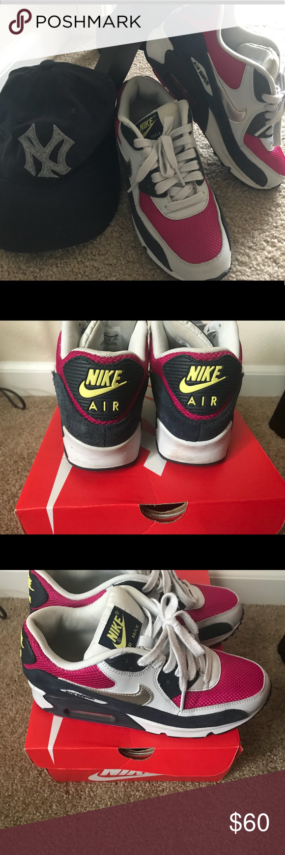 super popular fd81b 23088 Nike air max 9.0 Gently used with some minor signs of wear ...