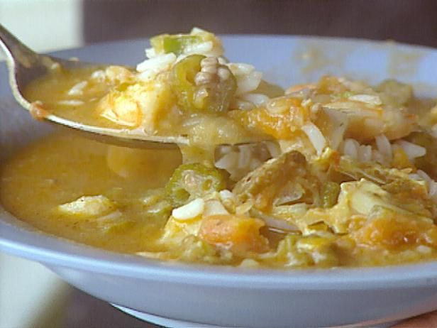 Louisiana seafood gumbo recipe seafood gumbo gumbo and tyler get louisiana seafood gumbo recipe from food network forumfinder Images