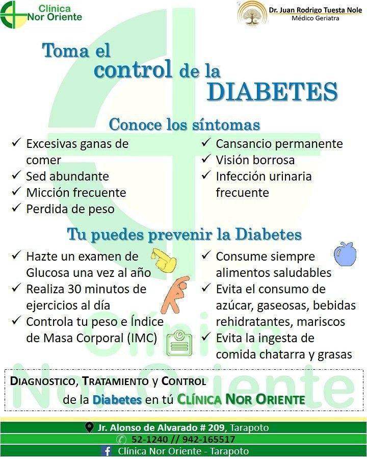 diabetes síntomas urinarios